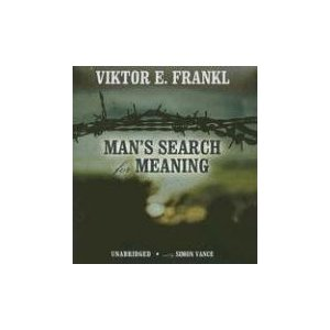Viktor Frankl Man's Search for Meaning via Amazon