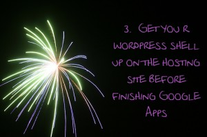 Step 3 Fireworks by Jason O'Halloran via Flickr